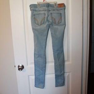 Hollister Jeans - Light Wash Skinny Jeans